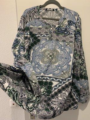 Ulla Popken Blouse Shirt multicolored viscose