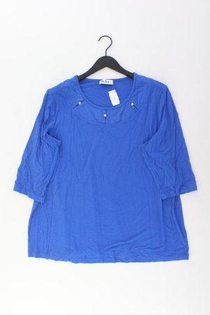 Ulla Popken Shirt blau Größe 50