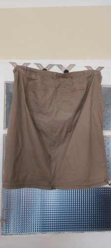 Ulla Popken Crash Skirt khaki
