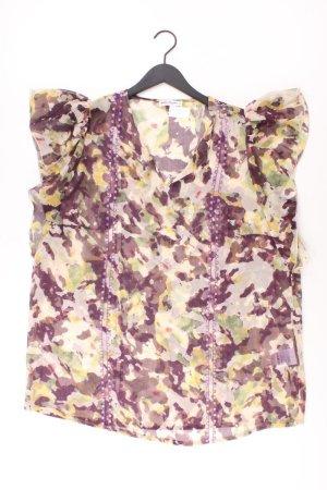 Ulla Popken Tunique de plage violet-mauve-violet-violet foncé polyester