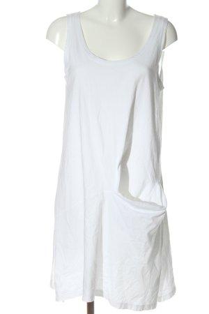 ULTIMATE MIK'S Długi top biały W stylu casual