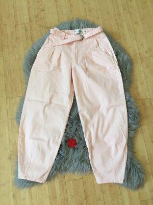 Hollister High Waist Trousers pink