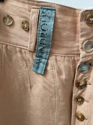 WONDROUS COLOGNE Baggy Pants multicolored cotton