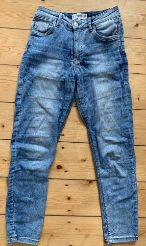 """ultrabequeme High Waist Skinny Jeans """"Noa"""" von Mango Denim & Tees, Gr. 34 oder kleine 36"""