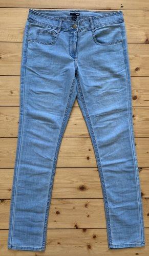 ultralässige Slim&Slouchy Boyfriend Jeans von H&V Gr. 38 40 NEU!