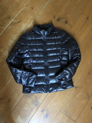 Outdoor Jacket black nylon