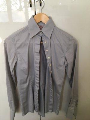 Umani Camicia blusa blu pallido