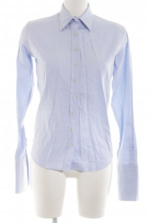 Umani Hemd-Bluse blau Business-Look