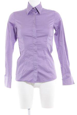 Umani Camicia blusa malva elegante