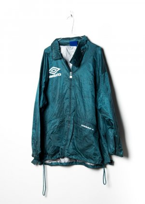 Umbro Unisex Windbreaker in Grün