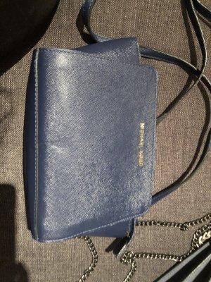 Gekruiste tas donkerblauw