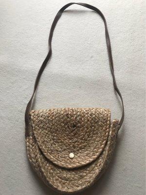 Pieces Crossbody bag camel-grey brown