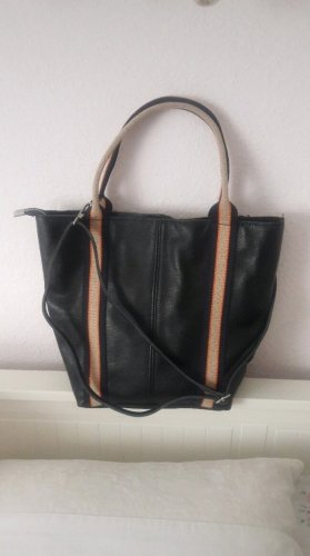 Borse in Pelle Shoulder Bag black