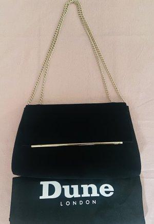 Umhängetasche Banaries schwarz aus Kunstleder -Dune London-
