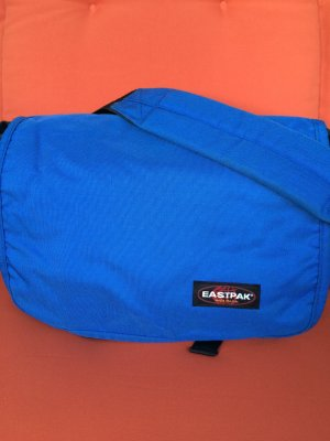 Eastpak Borsa college blu-nero