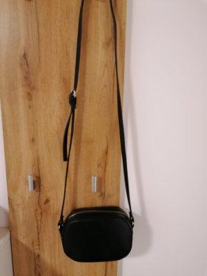 Bershka Sac bandoulière noir