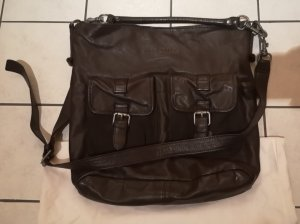 Liebeskind Crossbody bag dark brown