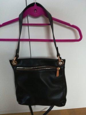 Carpisa Crossbody bag black-sand brown polyurethane