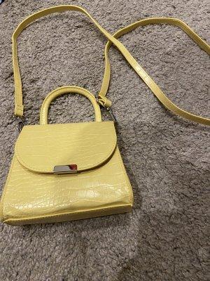 Deichmann Crossbody bag yellow-primrose