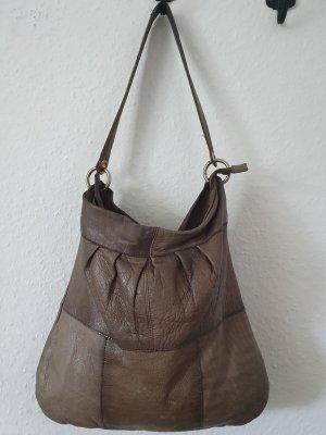 Umhängetasche / Handtasche Echtleder