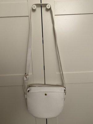 Umhängetasche in Weiß