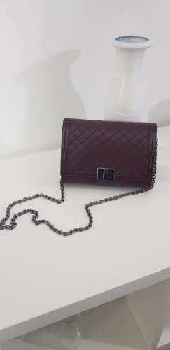 umhängetasche kette handtasche made in italy party edel