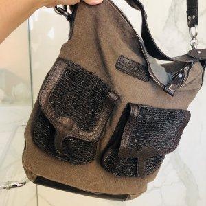 Liebeskind Crossbody bag dark brown