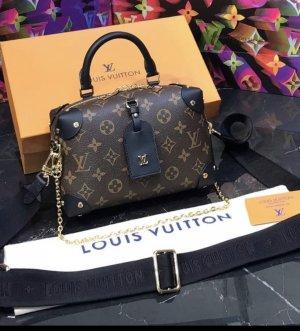 Crossbody bag bronze-colored-black