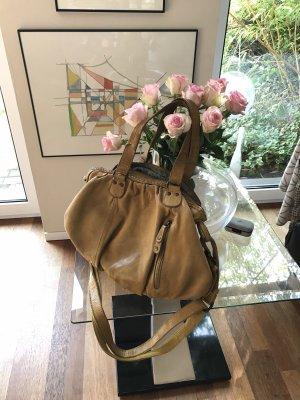 aunts & uncles Carry Bag sand brown