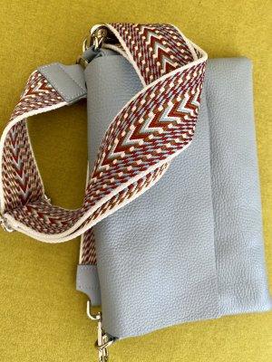 Umhängetasche Tasche Ledertasche Leder Clutch 2 Gürtel