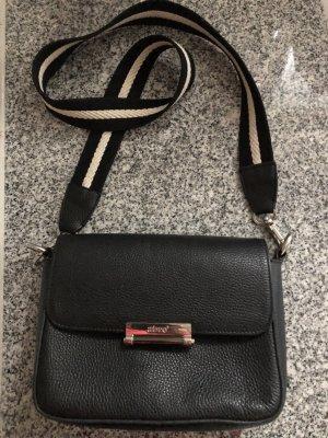 abro Crossbody bag black-white