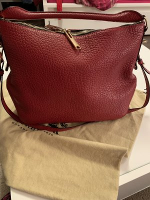 Burberry Crossbody bag dark red