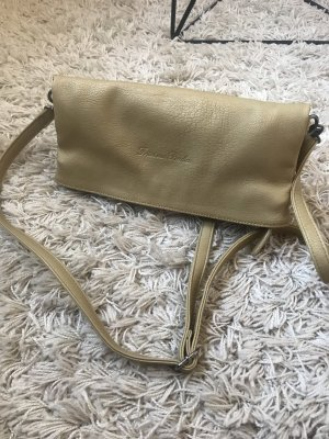 Fritzi aus preußen Crossbody bag gold-colored-sand brown