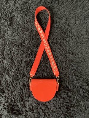 Liebeskind Berlin Shoulder Bag red leather