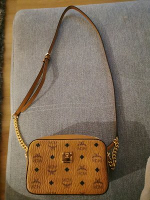 MCM Crossbody bag bronze-colored-gold-colored