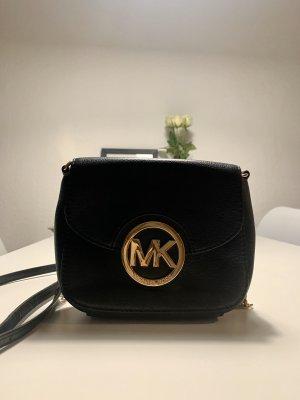 Michael Kors Borsa a spalla nero-oro