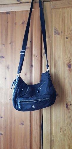 s.Oliver Canvas Bag black