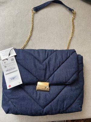 Umhängetasche Zara /Jeans Optik / neu