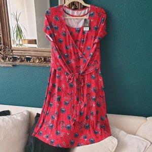 Esmara Camicia a tunica nero-rosso