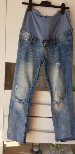 H&M Vaquero slim azul claro