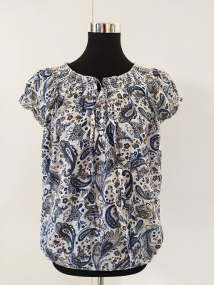 Umstandsbluse Bluse mit All Over Print Gr. M C&A Yessica