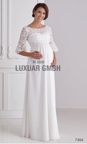 Wedding Dress multicolored viscose