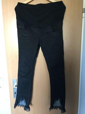 Jeans 7/8 noir
