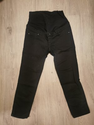 H&M 7/8 Length Jeans black