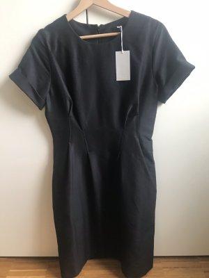 COS Blouse Dress black