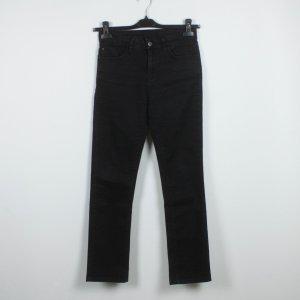 Un deux trois Jeans Gr. 34 schwarz (18/09/494)