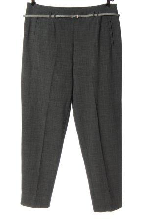 un1ueux2trios3 Suit Trouser light grey flecked business style