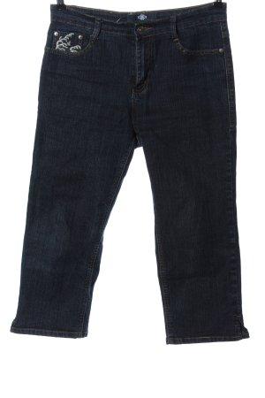 jeanbay Jeans 7/8 bleu style décontracté