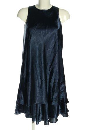 A-Linien Kleid blau Elegant