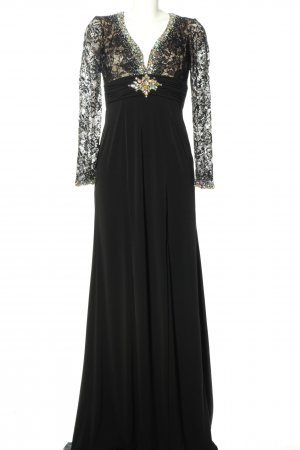 TONY BOWLS Evenings Abendkleid schwarz Elegant